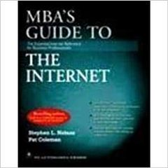 MBA'S Guide to the Internet