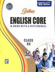 Golden English Core Class 12