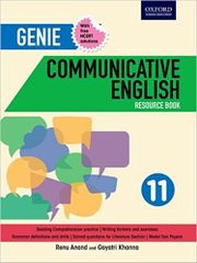 Genie Communicative English Resource Book 11 With Solutions (NCERT)