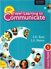 Harmony Communicative English Course Book - 5