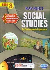 Navneet Social Studies Book - 3