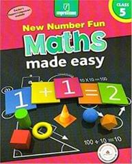 New Number Fun Maths Made easy Class - 5