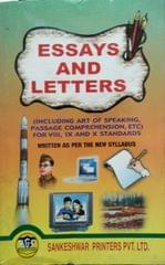 Essaya and Letters