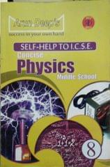 Self Hels to ICSE Concise Physics Middle School