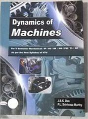Dynamics Of Machines