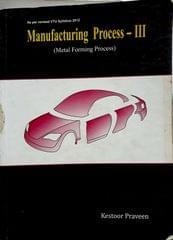 Manufacturing process 3 by Kestoor Praveen