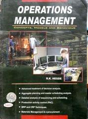Operations management by Dr KR Phaneesh