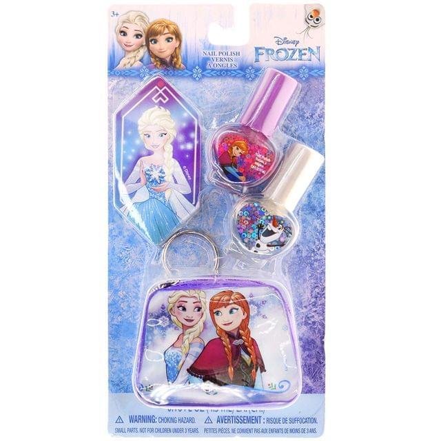Disney Frozen - Nail Polish Kit