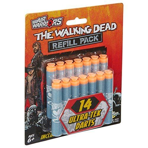 The Walking Dead 14 ULTRA TEK Long Distance Dart Refill Pack