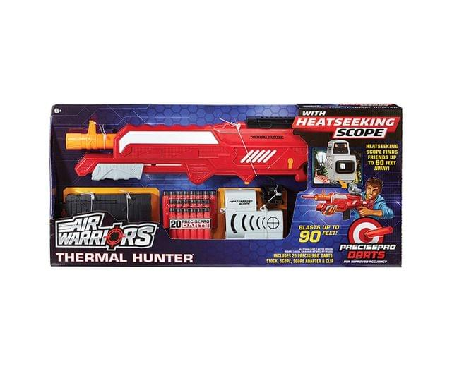 Air Warriors Thermal Hunter Foam Dart Blaster