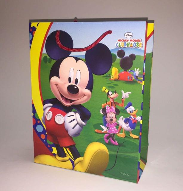 MICKEY PARTY LOOT BAG