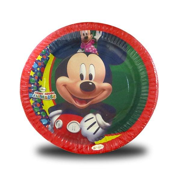 MICKEY PARTY PAPER SMALL