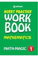ARIHANT'S WORKBOOK MATH MAGIC CBSE- CLASS 1ST