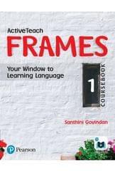 PEARSON EDUCATION ACTIVE TEACH FRAMES: ENGLISH COURSE BOOK FOR CBSE CLASS - 1