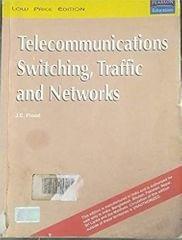 TELECOMMUNICATION SWITCHING , TRAFFIC & NETWORKS
