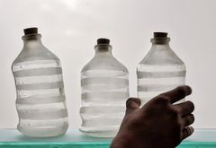 Handy Bottle FROSTED - 500ml