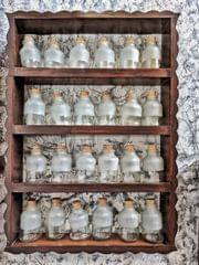 Handy Bottles with Shelf