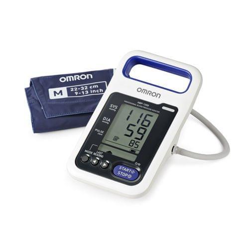 OMRON | Professional Bp Monitor | 1290g | 60 Hz | White | HBP 1300