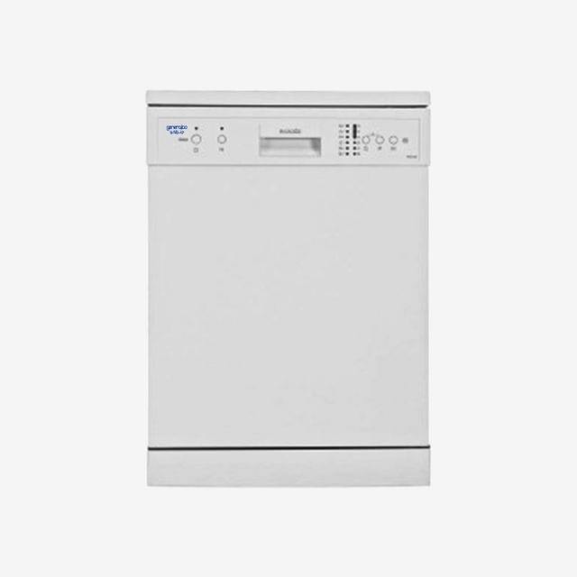 GENERALCO | Dishwasher 14 Sets | 7 Programs | 2  Rack | White | GWQP12-7635JW