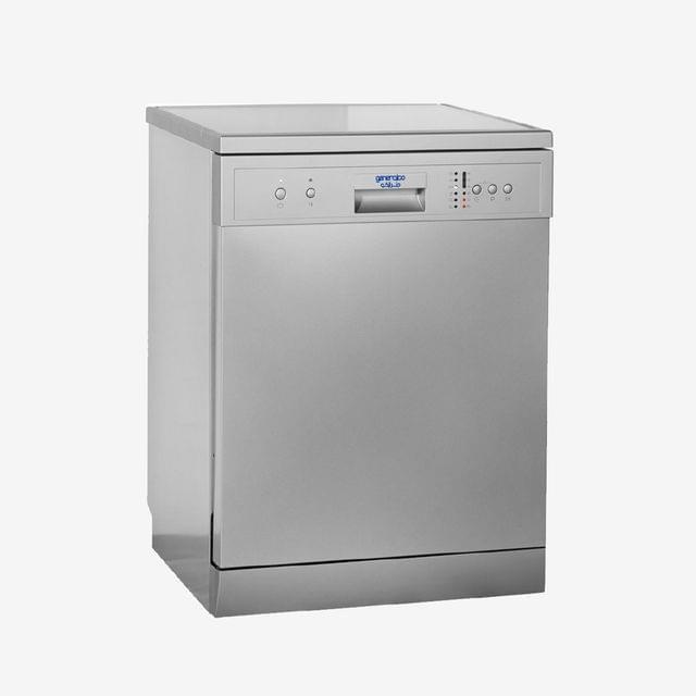 GENERALCO | Dishwasher 14 Sets | 7 Programs | 2  Rack | Silver | GWQP12-7635JS