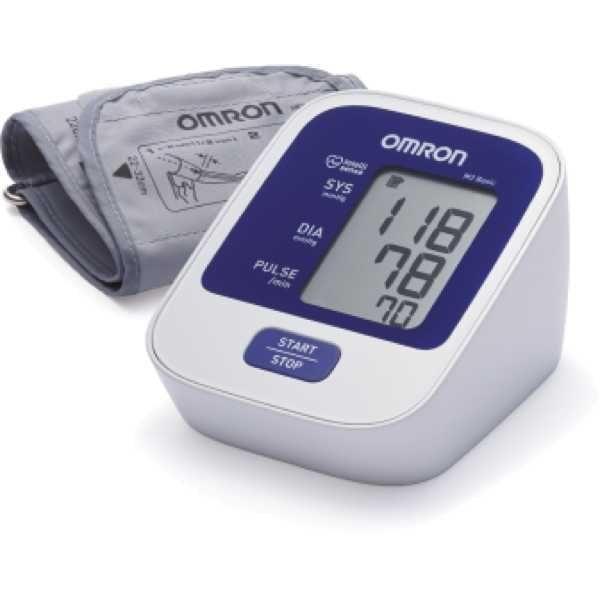 OMRON | M2 Basic Automatic Upper Arm Blood Pressure Monitor | HEM-7120-E