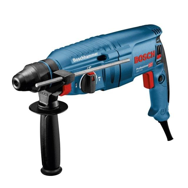 BOSCH |  Professional Heavy Duty SDS Plus Rotary Hammer Drill With 3 Chuck | 790W | GBH 2-25