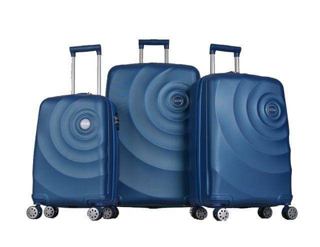 PLATINUM TRAVEL BAG | DRIBBLE NAVY | 3 SET | 1GR0106353-005