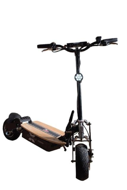 FOR ALL | FOLDABLE ELECTRIC SCOOTER | EXTREME PRO | 1800W | 48v/12Ah | Without Seat