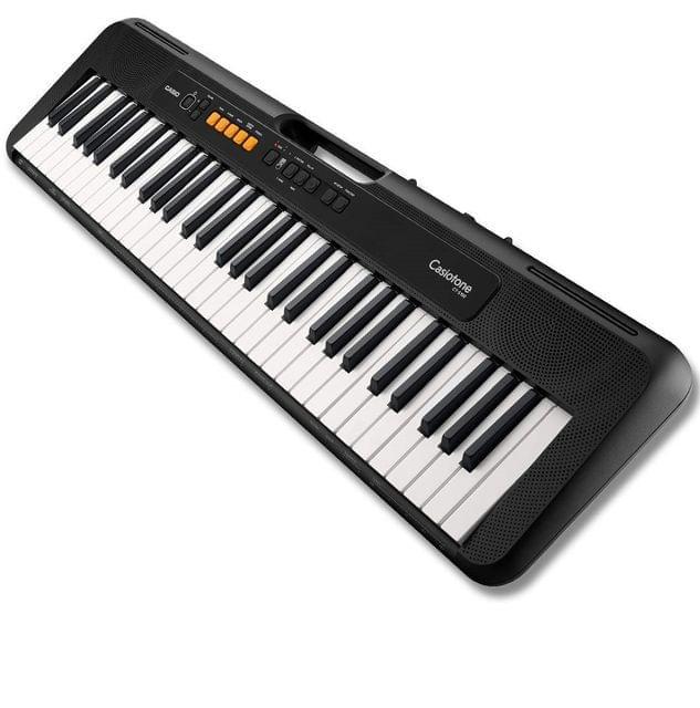 CASIO | Casiotone | Digital Keyboard | 61-Key | CT-S100 | Black