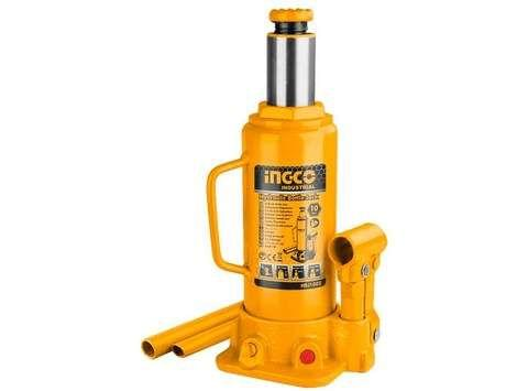 INGCO | Hydraulic Bottle Jack | 10 Ton | 6.5kg