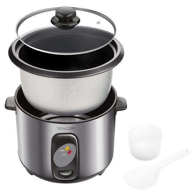 SENCOR | Rice Cooker | 1.5L | SRM 1550SS