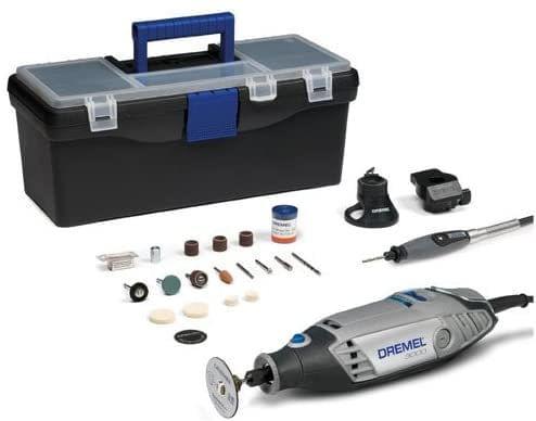 DREMEL | Multi Tool High Value Kit | 4 Star Eidtion | 3000-3/55