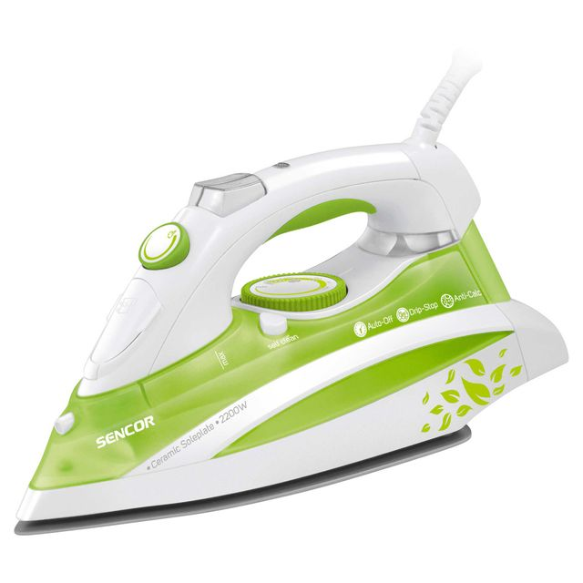 SENCOR | Steam Iron | 2200 W | SSI 8440GR