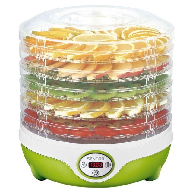 SENCOR | Food Dehydrator | Sieves 5 | SFD 851GR