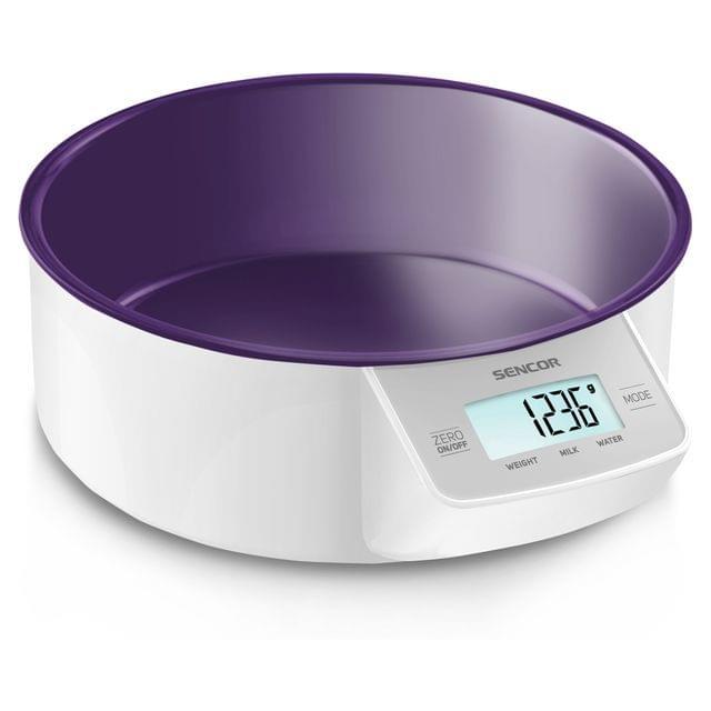 SENCOR   Kitchen Scale   Max 5 kg   SKS 4004VT