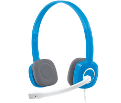 LOGITECH | Stereo Headset With Noise-Cancelling Mic | H150
