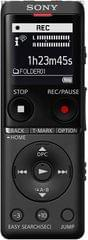 SONY | Digital Voice Recorder With High Sensitivity | Memory 4GB | 48 g | Black | ICD-UX570F
