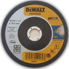 DEWALT   Extra Thin SS Cutting Wheel 105X1.0X16mm   DWA8060SIA