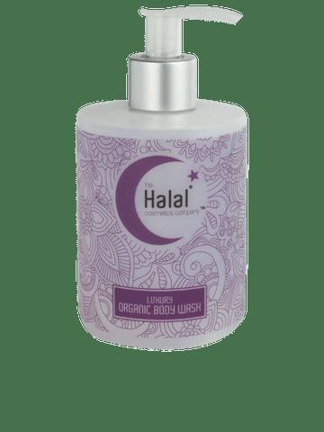 Aazeen | Halal Cosmetics| Luxury Organic Body Wash