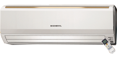 GENERAL | SPLIT AIR CONDITIONER | 2.5 TON | 5 STAR |  220V-240V | HYPER TROPICAL ROTARY | USAGE FOR HOME, OFFICE, INDUSTRIAL AREA | ASGA30FUTA (R410A)