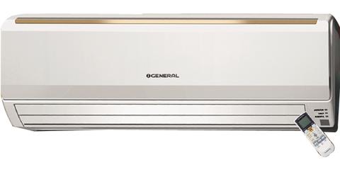 GENERAL | SPLIT AIR CONDITIONER | 3 TON | 230V | USAGE FOR HOME, OFFICE, INDUSTRIAL AREA | ASGA36FUTA (R410A)