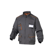 DELTAPLUS | POLYESTER COTTON PANOSTYLE  WORKING JACKET | M6VES