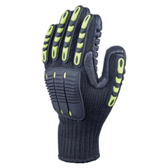 DELTAPLUS | ANTI VIBRATION GLOVES NYSOS VV904 | SPECIAL TYPE OF GLOVES REDUCES EFFECT OF HARMFUL VIBRATIONS