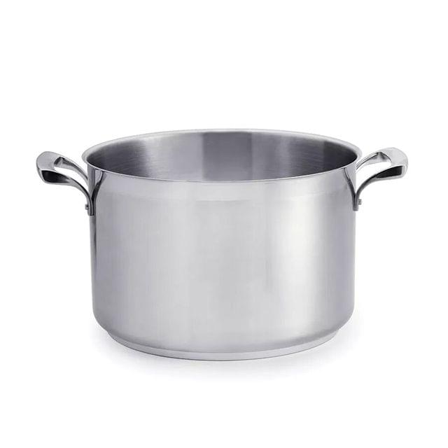 BROWNE   STAINLESS STEEL SAUCE PAN   ALL SIZE