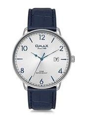OMAX DOME | Men's Watch | Blue Strap
