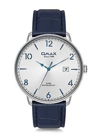 OMAX DOME | Men's Watch | Blue Strap