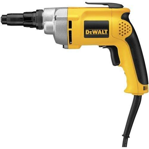 DEWALT | High Torque Versaclutch Drywall Screwdriver 220V | DW269-B5