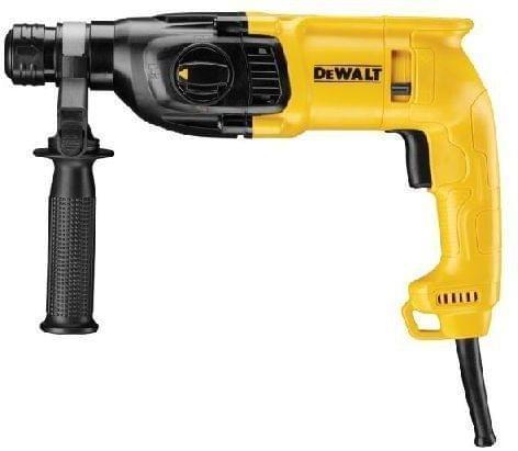 DEWALT | SDS Plus Combination Hammer | 3 modes with 3 Chucks & Adaptor | 22mm| D25033C-B5