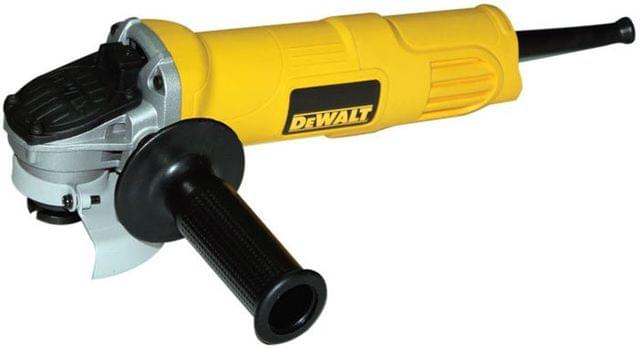 DEWALT   Small Angle Grinder Paddle Switch 100mm 800W   DWE4002-B5