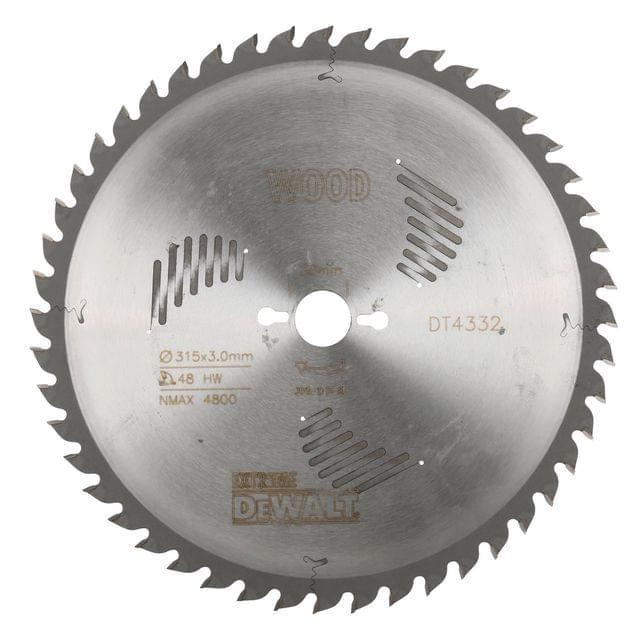 DEWALT | Circular Saw Blade 315mm X 30mm X 48T | DT4332-QZ